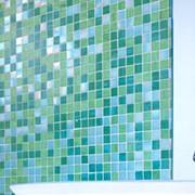 Облицовка стен мозаичной плиткой фото