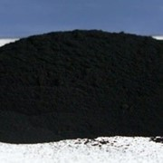 Сажа строительная (технический углерод) фото