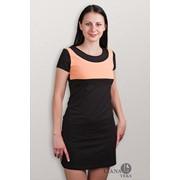 Женское платье трикотажное 221258RU фото