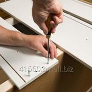 Сборка и монтаж корпусной и мягкой мебели фото