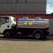 Доставка воды автоцистерной (водовозом) Омск фото