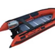 Лодка моторная QUICKSILVER Heavy-Duty 380 фото