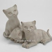 Статуэтка Играющие коты фото