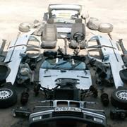 Разборка автомобилей фото