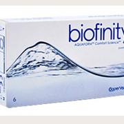 Линзы Biofinity фото