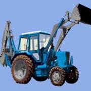 Капитальный ремонт с гарантией - Экскаваторі `Борекс` на базе тракторов ЮМЗ и МТЗ фото