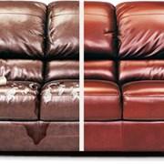 Перетяжка и комплексный ремонт мягкой мебели фото