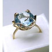 Кольцо золотое со змеей Артикул: К062 фото