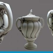 Изделия из искусственного декоративного камня фото