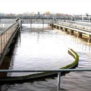 Биологическая очистка сточных вод, обеззараживание воды фото