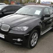 Автомобиль BMW X6 3,5 X DRIVE фото