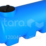 Пластиковая ёмкость для воды 500 л с отводами Арт.Н 500 о фото