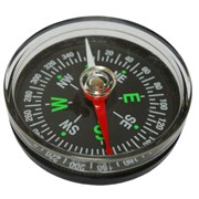 Компас круглый пластик d-40мм, 3803 GC45 фото
