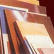 Гетинаксы электротехнические листовые фото