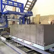 Резательный комплекс АРК-005 для резки газобетона, пенобетона и полистиролбетона фото