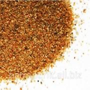 Песок сухой фракционированный 0-0,63 мм мешок 50 кг фото