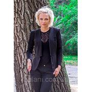 Пиджак Chanel (2104/КЛ)/черный фото