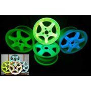 Светящиеся диски фото