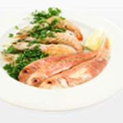 Упаковка рыбы и морепродуктов фото