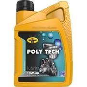 Машинное масло PolyTech 10w-40 5L pack фото