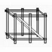 Тара (комплект) отгрузочная решетчатая для унитаза и бачка (комплект из 2-х ящиков). фото