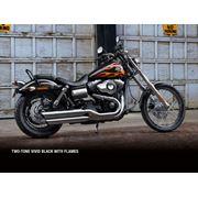 Harley-Davidson® Dyna® FXDWG Wide Glide® фото