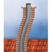 Дымоходы гибкие FuranFlex® фото