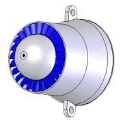 Гидроэнергоагрегат мощностью 3...10 кВт для речного и морского применения фото