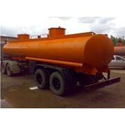 Полуприцеп цистерна 96742–10-03 Автоцистерны топливные фото