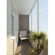 Окна балкон лоджия Симферополь Крым Wintech 753 фото