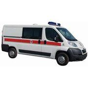 Автомобили специальные скорой помощи фото