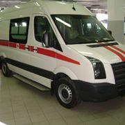 Автомобили скорой медицинской помощи фото
