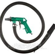 Пистолет Kraftool Expert Qualitat пескоструйный с выносным шлангом, рабочее давление 5 атмосфер Код:06581 фото
