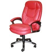 Кресло для руководителя «Ника» пластик фото