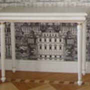 Элитная деревянная мебель фото