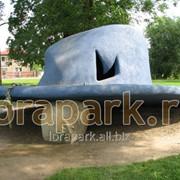 Скульптура Шляпа фото