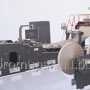 Автоматическая линия для производства бумажных пакетов с квадратным дном и крученой ручкой PUWFD-430А фото