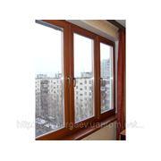 Балконные рамы. фото