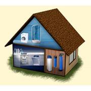 Фильтры для воды. Фильтры для загородных домов. фото