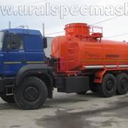 Автотопливозаправщик АТЗ-19 на шасси Урал 6370 фото