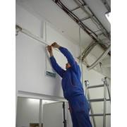 Замена неисправных элементов системы противопожарной сигнализации фото