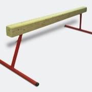 Бревно Гимнастическое Тренировочное 5 М Переменной Высоты фото