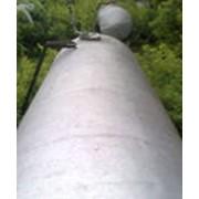 Монтаж резервуаров для хранения нефтепродуктов фото