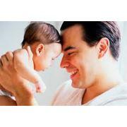 Тест на отцовство фото