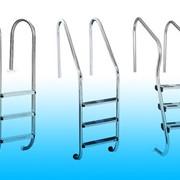 Лестницы и поручни для бассейнов Kripsol (Испания), EMAUX(Австралия-Китай), AQUAVIVA(Китай)