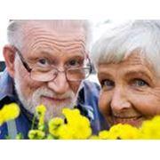 Медицинское обеспечение людей преклонного возраста фото