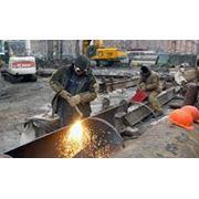 Курсовое обучение рабочих-газорезчиков фото
