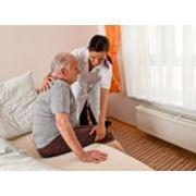 Уход за больными и престарелыми на дому фото