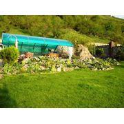 Ландшафтный дизайн сада в алматы фото
