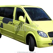Реклама в маршрутках (Реклама в маршрутных такси) фото